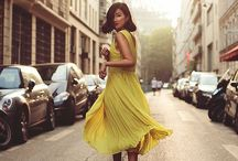 she says hello yellow... / lemons to sunshine and every shade in between, the perfect yellow makes everything brighter.