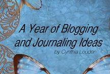 Blogging/Writing/journaling