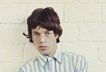 Mick Jagger Style Icon