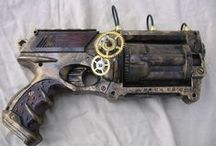Steampunk Gadgets and Contraptions