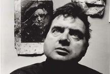 Francis Bacon Irish-born English Painter / His greatest hits.