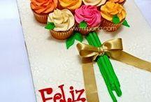 Cupcakes, Pastel y Galletas
