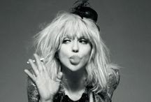 Courtney Love Style Icon / Courtney's coolest looks.....