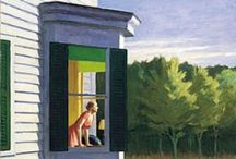 Edward Hopper In The Country / In the country and on the Cape.