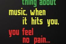 """MY Tunes / """"If music be the food of love, play on."""" `S / by Tanese Sterling"""