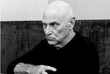 Richard Serra American Sculptor / End of the American empire