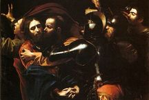 Caravaggio Italian Painter / Dark shadows a must