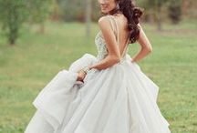 Wedding Dresses / Wedding dresses & gowns inspiration. Vintage, lace, mermaid, modern or traditional and unconventional, we love all styles of wedding gowns. Collect ideas and fall in love with all the wedding dresses you can handle! Visit WeddingForward.com for more wedding dresses & wedding dress shopping advice.