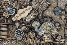 Steampunk Decor and Trinkets