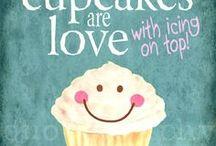 Cupcake Paraphernalia