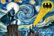 Van Gogh & Inspired