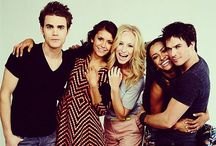 The Vampire Diaries & The Originals / by Brittany Elizabeth