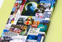 INSPIRATION | Vision Boards / Inspiring you to create a vision for your future.