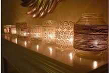 INSPIRATION | Candle Light / Just because I love candles.