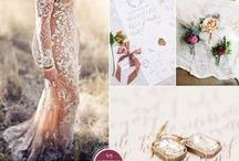 Styled Shoots / My inspiration board for styled shoots