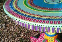 Folk Art Inspiration / Folk Art - Mexican, Native American, Scandinavian, Contemporary, and American Folk Art / by Allison O'Brien-McMaster