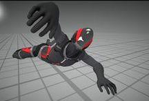 MoCap Online SketchFab / Motion Capture packs on Sketchfab 3D viewer.
