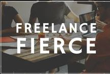 Freelance Fierce | Group Board / The best tips, tutorials, & inspiration for freelancers of the creative persuasion who want to take their business to the next level.  Share quality posts about freelancing, productivity, organization, and inspiration. This is NOT a board for blogging tips— unrelated content WILL be deleted.  To get more resources for artists, bloggers, and creative entrepreneurs, head to http://wolfandwilddesign.com.  // NOT CURRENTLY ACCEPTING CONTRIBUTORS //