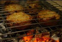 Time for Turkish BBQ / 土耳其烤肉時光 BBQ / 在土耳其~兩星期不烤肉,有土人會發瘋,土耳其烤肉,烤什麼?羊肉,羊排,羊腸,羊腎,羊肝,牛肉,牛排,牛肝,雞翅,青椒,蕃茄,茄子,洋蔥~