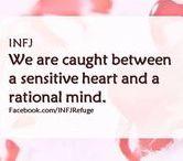 Introverts & INFJ
