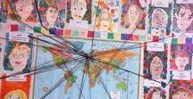 """Corso """"MAPPAMONDO. Arte e Musica sul tema del viaggio e dell'incontro fra culture"""" / Percorso formativo per il personale dei servizi educativi 0-6 del Comune di Bologna. Suggestioni visive per allestimenti e attività al nido e alla scuola dell'infanzia, sul tema della multiculturalità e della conoscenza dell'altro."""