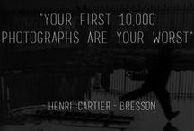 Photography Advice