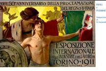 International and National Exposition: Italy