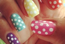 Nail Art / I am different when my nails are done