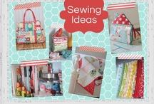 Sewing, Knitting & Crochet / by Sandy Wilson