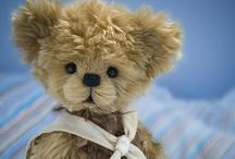 Beautiful stuffed Bears
