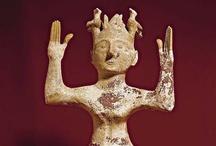 Matres matutae - Fertility goddesses