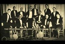 American Dance/ Dixieland Jazz Bands of the 1920s-30s