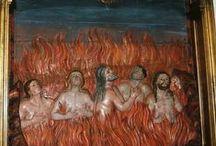 Anime del Purgatorio - Souls in Purgatory