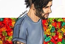 Zayn Malik / by All Things One Direction