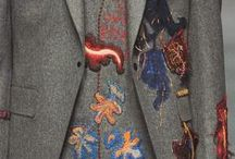 Modern Embroideries