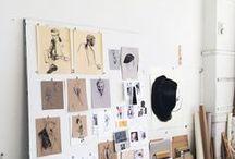 Desk/Studio