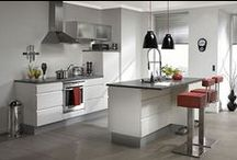 Home - Kitchen & Dining / by Jasmine Tan