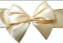 Bows/Hair Adornments / by Joscelyn Loya