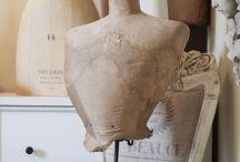 Dress Forms/ Bustes / by [R]Minata