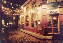 Restaurants, cafes & bistro's