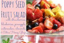 Salads / by Sandy Wilson