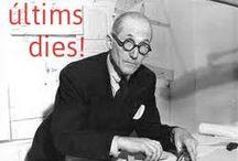 Le Corbusier, un atles de paisatges moderns. / CaixaForum Barcelona.  Fins l'11 de maig de 2014. Le Corbusier, un atles de paisatges moderns ens presenta l'obra d'un dels majors arquitectes dels segle XX i figura clau per entendre l'arquitectura moderna. CaixaForum Barcelona.  Hasta el 11 de mayo 2014. Le Corbusier, un atlas de paisajes modernos nos presenta la obra de uno de los mayores arquitectos del siglo XX y figura clave para entender la arquitectura moderna