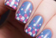 Nails / Oooo, pretty nails!