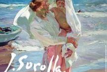 Sorolla. El color del mar / Exposició realizada per commemorar el 150 aniversari del naixement de Joaquin Sorolla. Colecció de pintures inspirades en les platges de la seva infantesa les més representatives i conegudes de l'autor