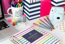 Planners & Organization / Planners, organization