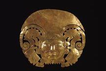 Mochica. Or, Mites i Rituals / Un fascinant passeig per la cultura Mochica, una civilització que va ocupar durant el primer mil·leni part de l'actual Perú. A Caixaforum fins al 7 de juny de 2015