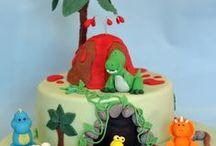 marcipan torták / marcipánból készült torták és figurák
