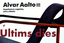 Alvar Aalto 1898-1976. Arquitectura orgànica, art i disseny / Del 3 de juny fins al 23 d'agost de 2015, tindrem a Caixaforum Barcelona una gran retrospectiva sobre aquest llegendari arquitecte finlandès.