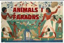 Animals i Faraons / Animals i faraons. El regne animal a l'antic Egipte. Del 23 de setembre de 2015 al 10 de gener de 2016. Els animals salvatges o domesticats tenen un paper fonamental a l'antic Egipte. L'exposició mostra la funció i la importància de la figura animal a la civilització faraònica, mitjançant més de 400 peces.
