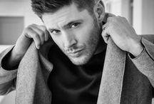 Because. Jensen. / Jensen Ackles.